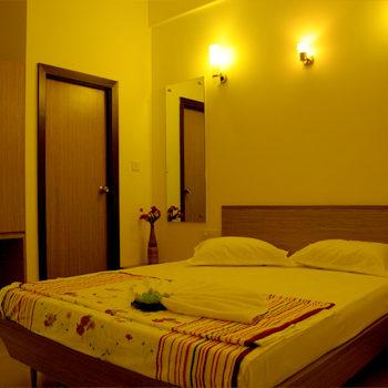 Ac deluxe Room